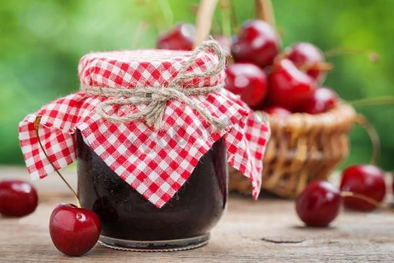 Джем из вишни без косточек на зиму — проверенные рецепты густого вишневого джема