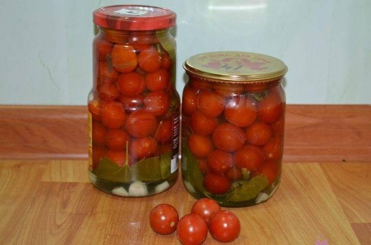 Рецепты помидоров черри в собственном соку на зиму пальчики оближешь