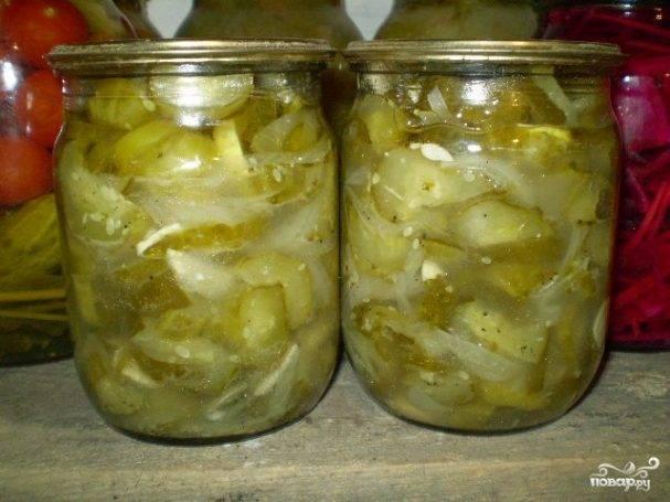 Салат из огурцов с луком на зиму — 10 самых вкусных рецептов