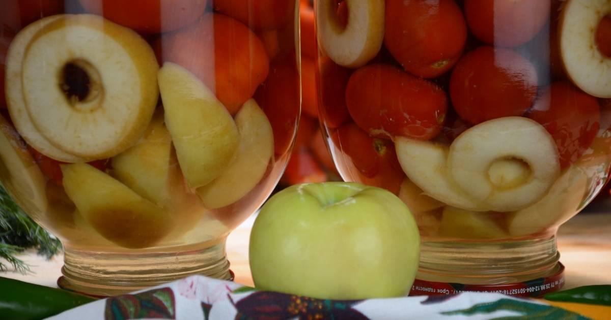 Помидоры с вишневым листом на зиму: пошаговый рецепт маринования, хранение