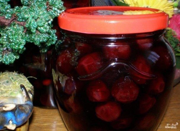 Заготовки из вишни на зиму: вкусные и необычные рецепты