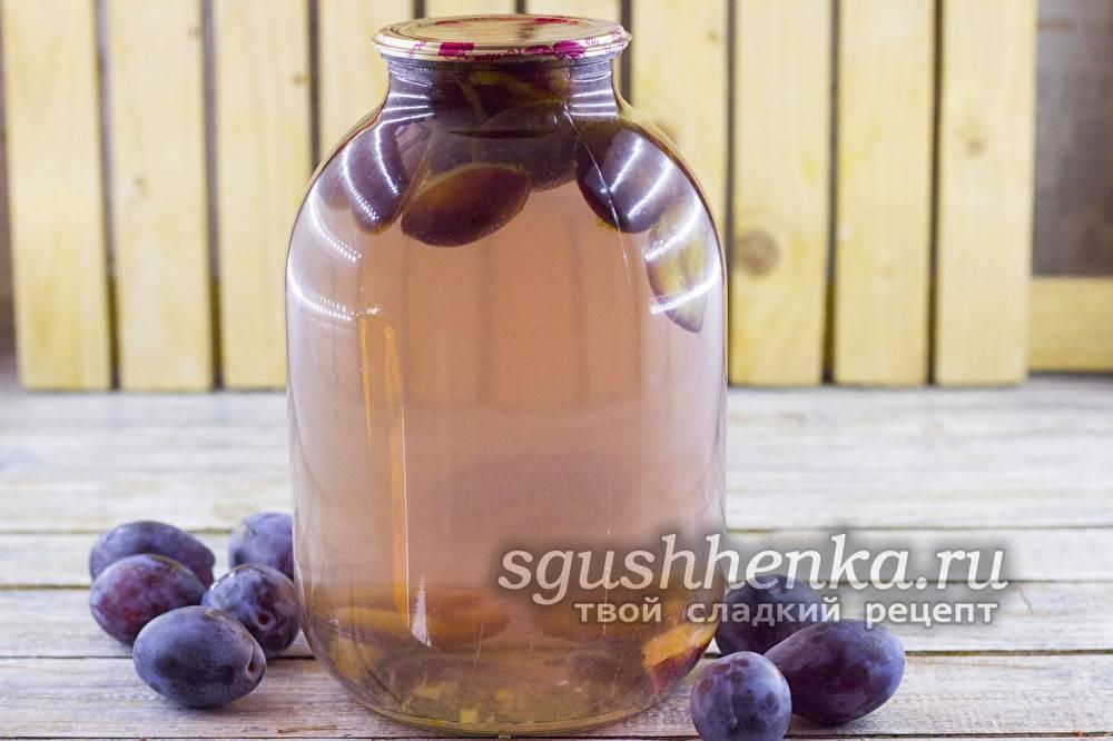Маринованные сливы на зиму: 6 простых рецептов приготовления в домашних условиях