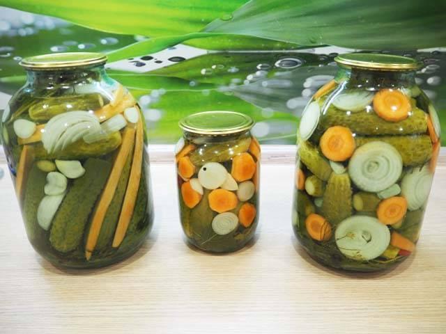Рецепт маринования огурцов по-чешски на зиму