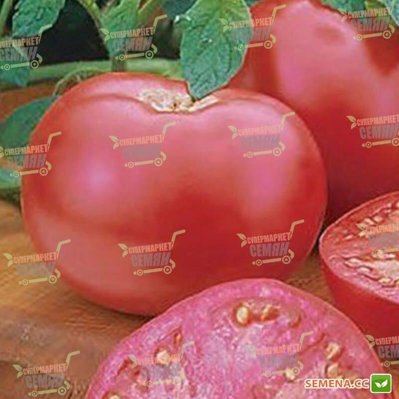 Розовые райские томаты — японский сорт пинк парадайз