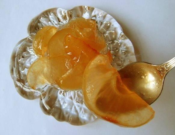 ТОП 3 рецепта прозрачного варенья дольками из коричных яблок