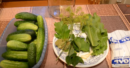 Огурцы солёные на зиму. самые вкусные рецепты хрустящих огурцов в банках
