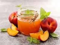 Повидло из персиков: простой рецепт на зиму с фото и видео