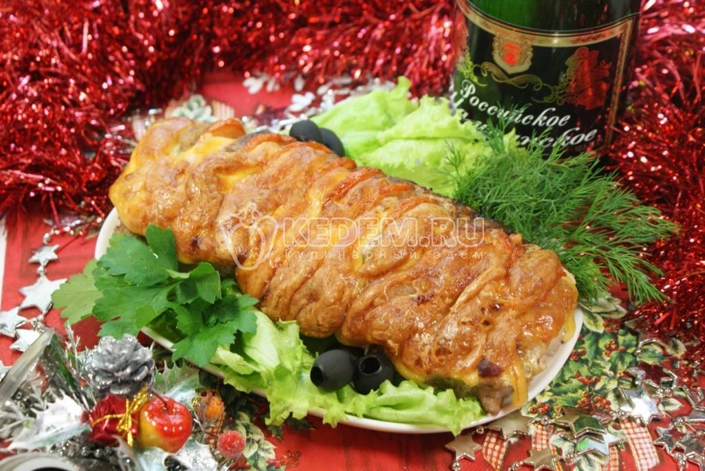 Простые и вкусные праздничные горячие блюда на новый год и рождество