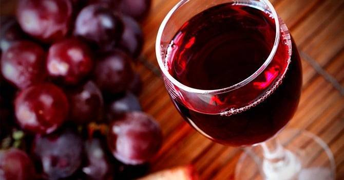 Готовим сухое виноградное вино