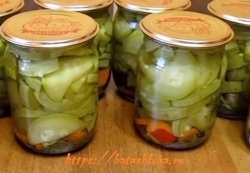 Рецепты быстрого приготовления квашеных кабачков на зиму. квашеные кабачки на зиму: рецепт с фото