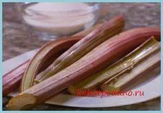 Заготовки из ревеня на зиму рецепты приготовления в домашних условиях