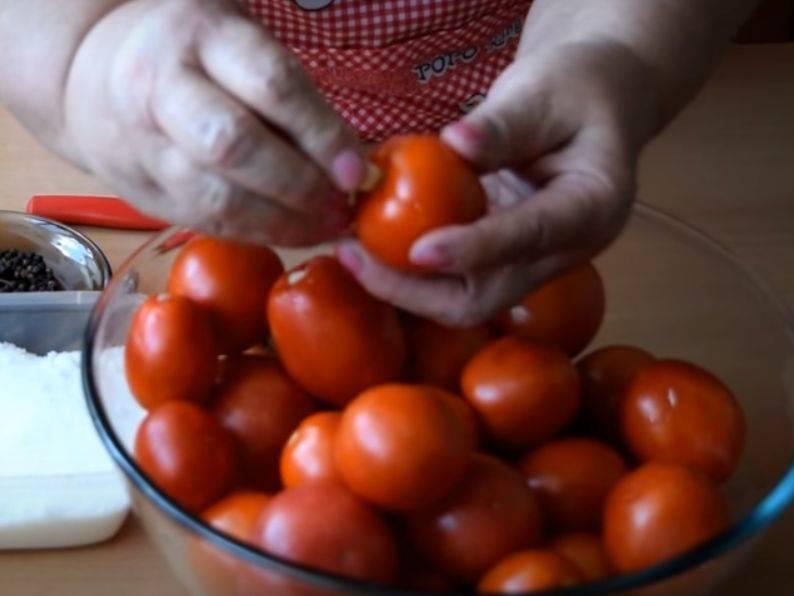 Очень вкусные и сладкие маринованные помидоры на зиму: 4 рецепта без стерилизации