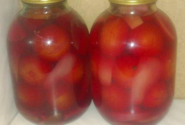 Помидоры по-немецки с яблоками. помидоры с яблоками на зиму – заготовки с пикантным вкусом и ароматом