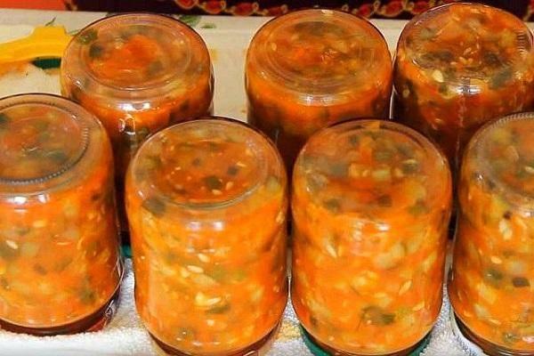 4 лучших рецепта приготовления кетчупа из огурцов на зиму