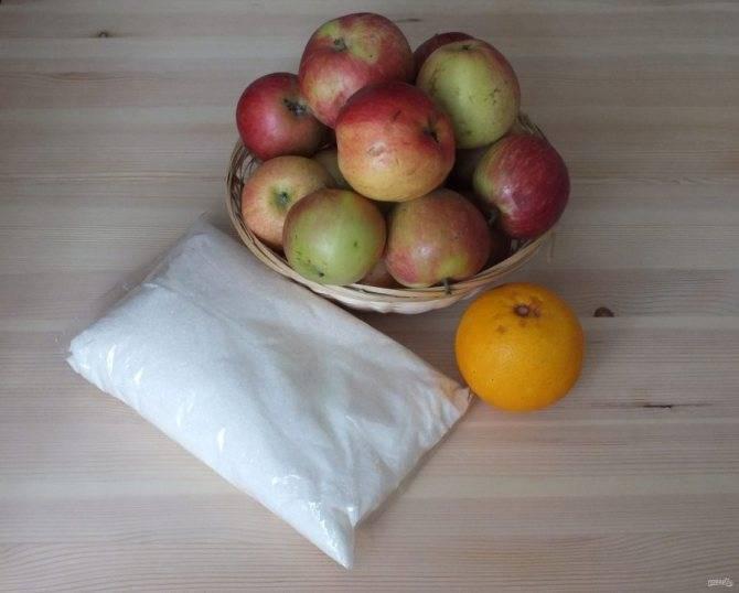 Апельсиновый джем рецепт