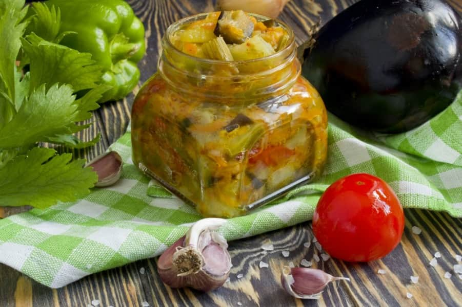 17 лучших пошаговых рецептов приготовления ассорти из овощей на зиму