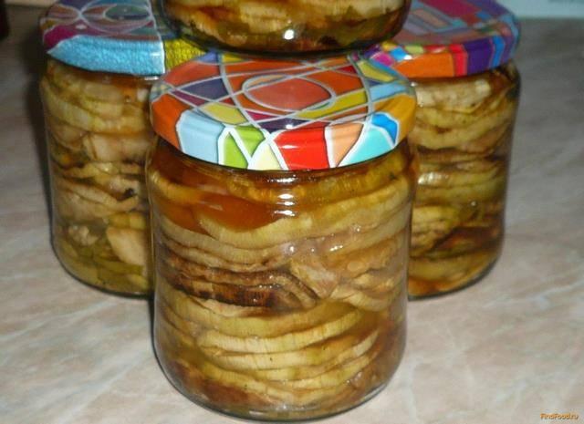 Консервированные кабачки на зиму: лучшие рецепты
