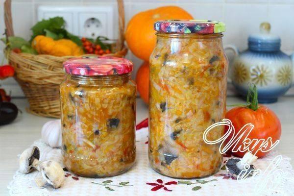 Солянка из капусты на зиму: невероятно вкусно и сытно — 7 отличных рецептов