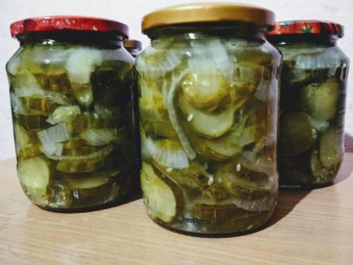 Рецепты Нежинских огурцов на зиму пальчики оближешь