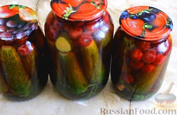 Топ 4 простых рецепта приготовления маринованной вишни на зиму