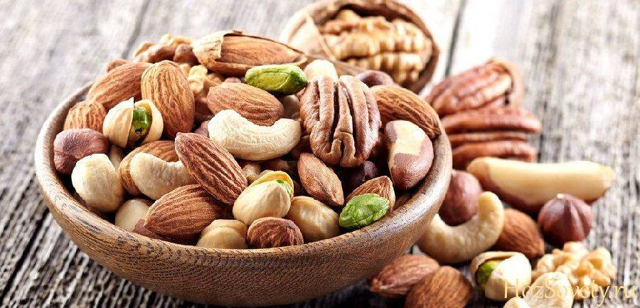 Как хранить очищенные грецкие орехи в домашних условиях