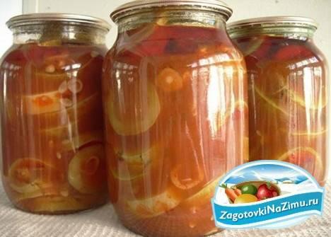 Консервация кабачков рецепт вкусных консервированных кабачков