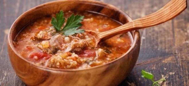 Харчо из говядины - 14 домашних вкусных рецептов приготовления