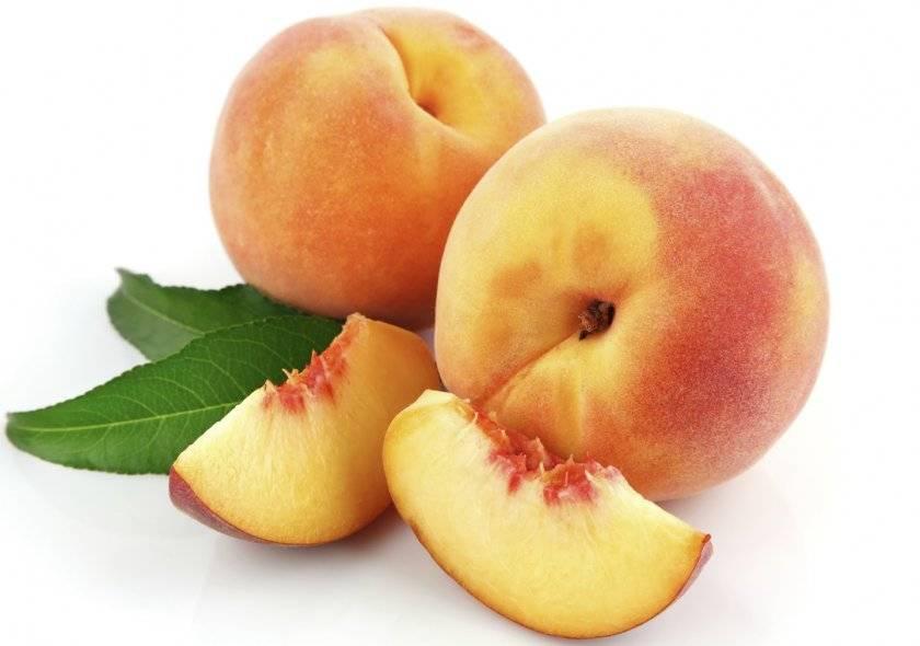 Польза и вред персиков для здоровья организма