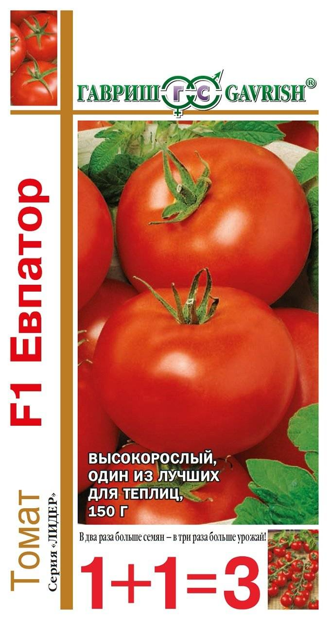 Томат евпатор f1: описание сорта, особенности выращивания
