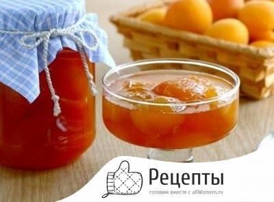 Варенье из абрикосов с миндалем: рецепт на зиму