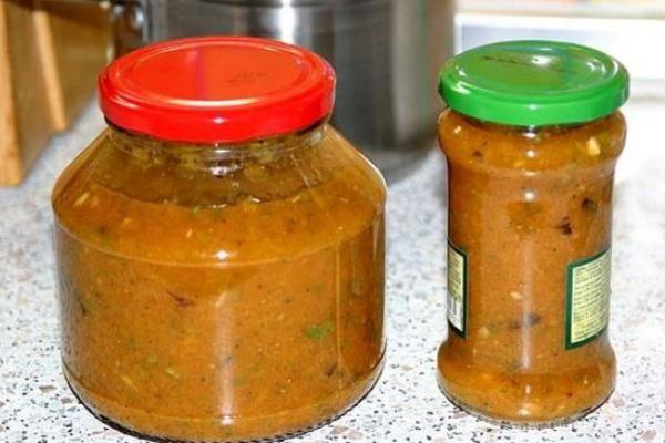 Абрикосовый кисло-сладкий соус на зиму за 5 минут