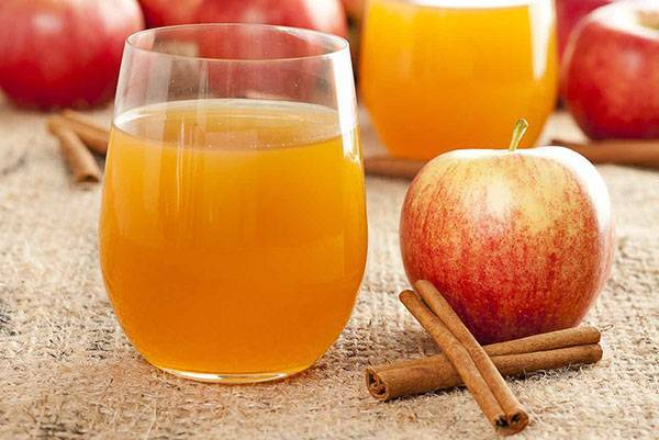 Яблочный сок на зиму: готовим сама