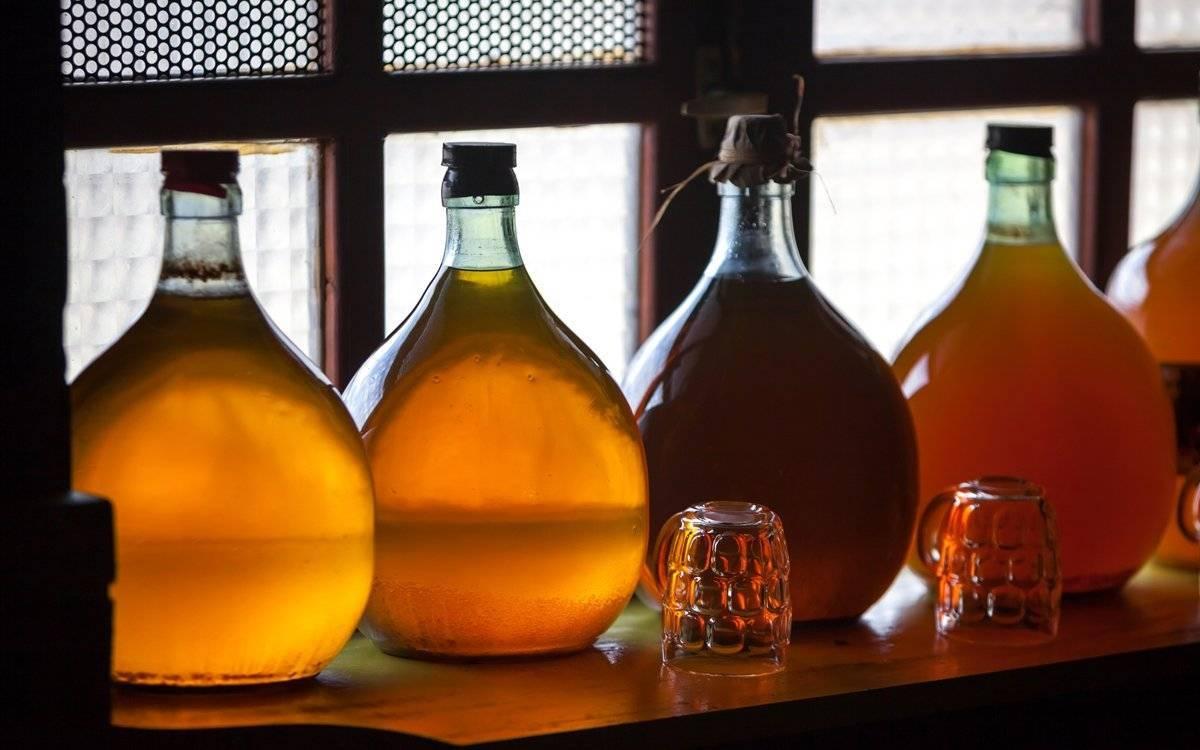 6 простых рецептов приготовления медового вина в домашних условиях