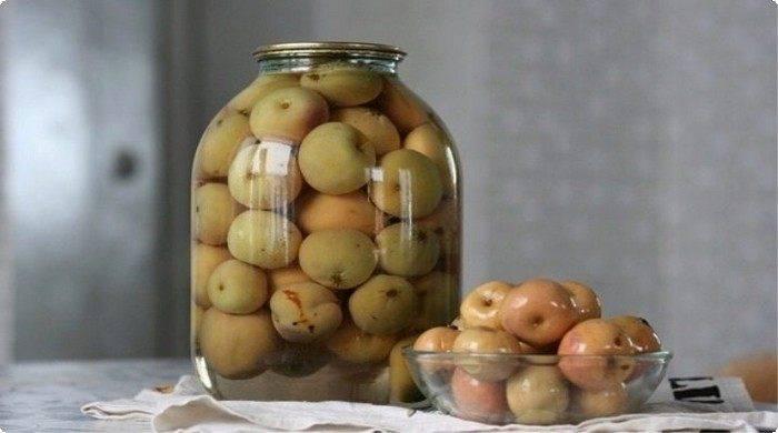 Сливовый компот рецепт приготовления
