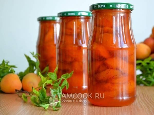 Джем из абрикосов: простые рецепты вкусного густого абрикосового джема