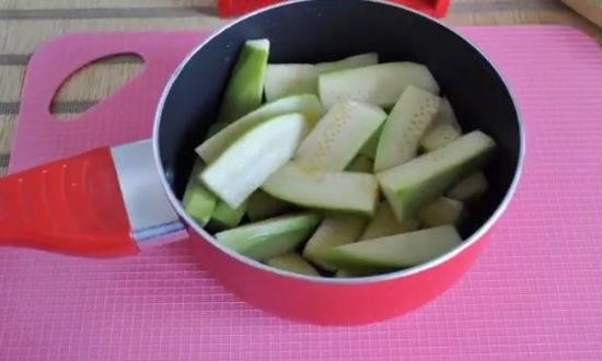 Юрча из кабачков на зиму: 4 пошаговых рецепта закуски с фото и срок хранения