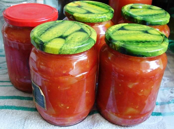 Рецепты салата из кабачков Анкл Бенс на зиму пальчики оближешь