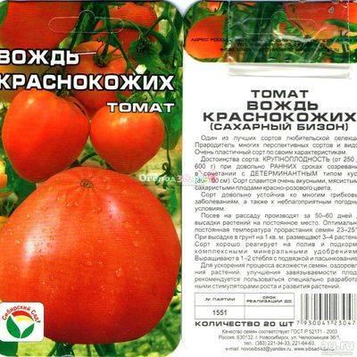 Описание сорта томата корнет и его характеристики