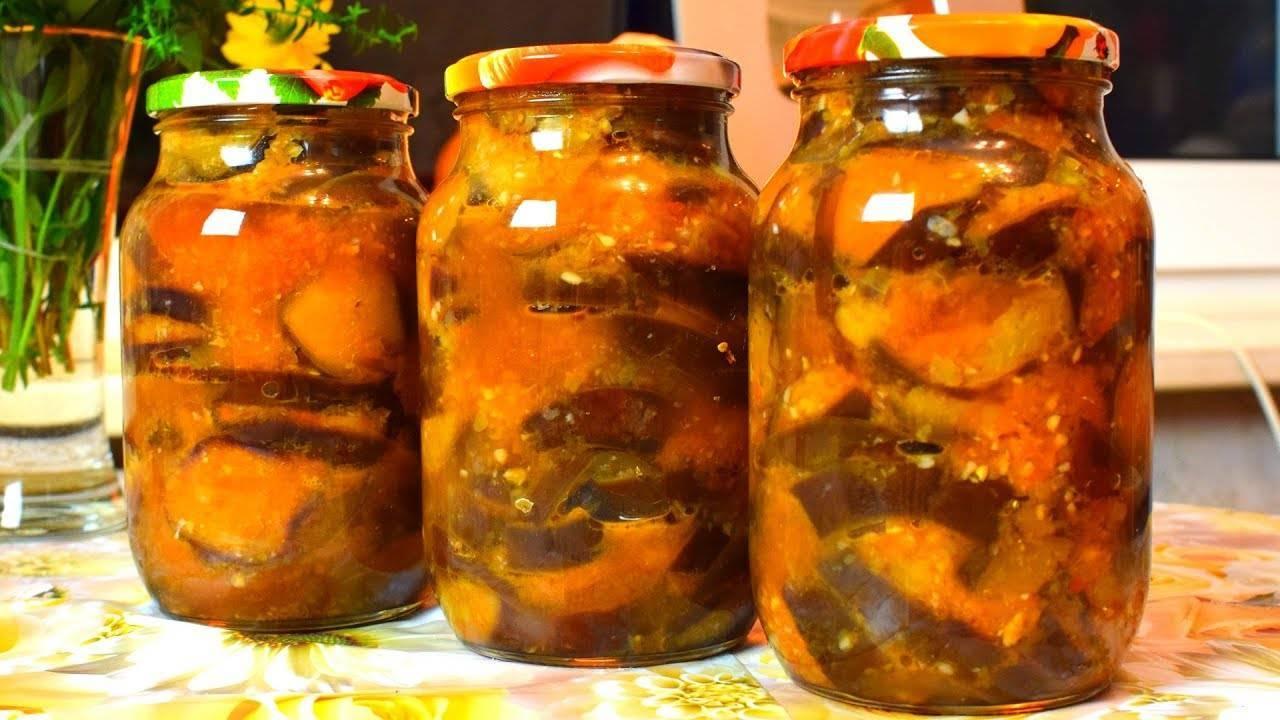 Самые лучшие и вкусные рецепты приготовления квашеных баклажанов на зиму в банках