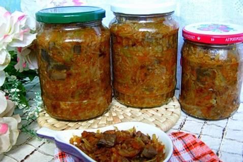 Рецепты приготовления овощной солянки в банках на зиму пальчики оближешь