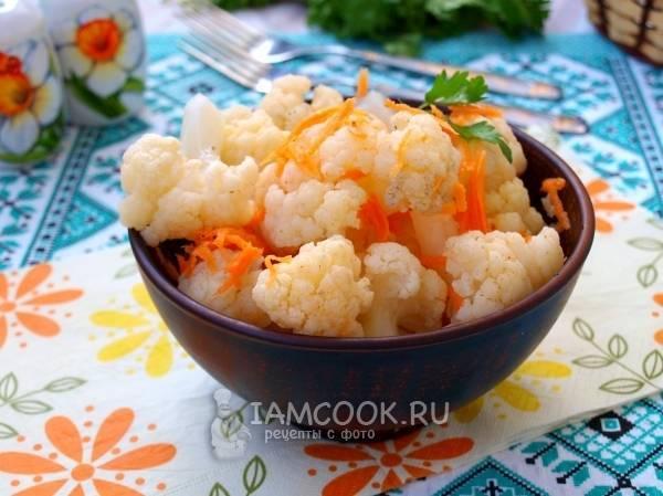 Рецепт приготовления маринованной капусты со свеклой