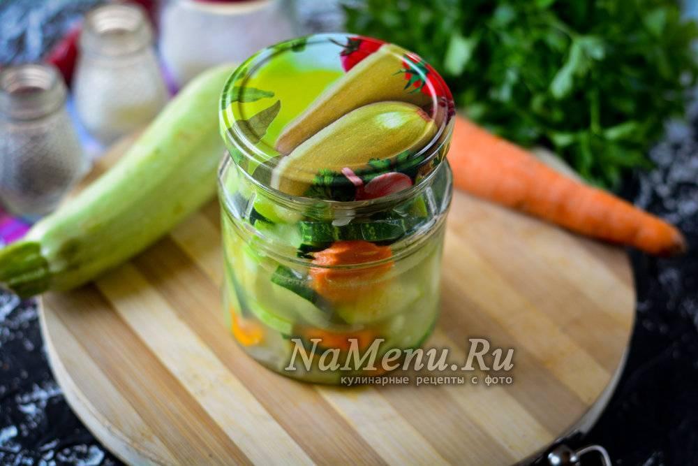 Лучшие рецепты маринования кабачков с лимонной кислотой на зиму
