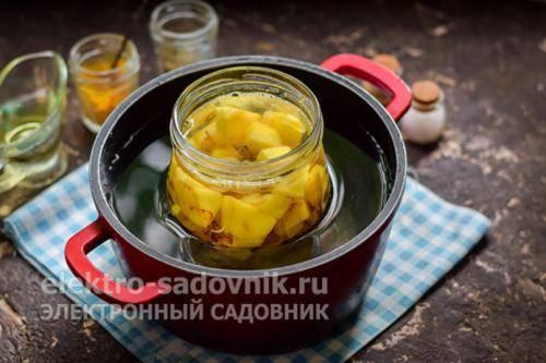 3 лучших рецепта приготовления маринованной картошки на зиму