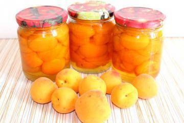 Простой рецепт приготовления абрикосов с сахаром на зиму без варки