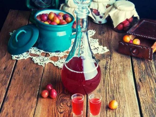 4 простых рецепта приготовления вина из чернослива в домашних условиях
