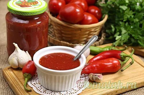 Соус сальса рецепт приготовления с фото