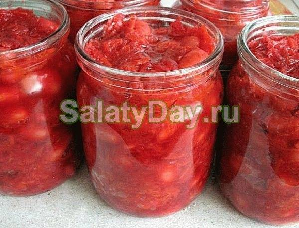 Топ 8 вкусных рецептов маринованной свеклы для холодного борща на зиму