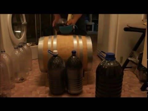 Правила и условия для хранения домашнего вина, выбор тары и температуры
