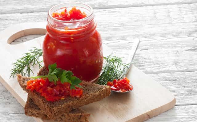 Аджика с хреном на зиму: самый вкусный домашний рецепт с фото и видео