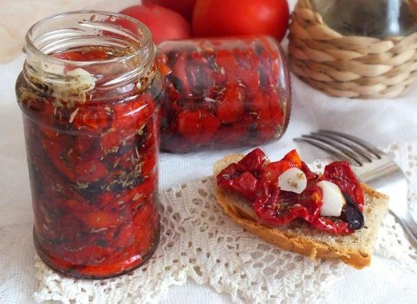 Готовим вяленые помидоры на зиму